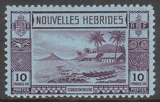 New Hebrides (Pre-1980) Single Stamps
