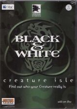 Mac:  Black & White Creature Isle *Neu*