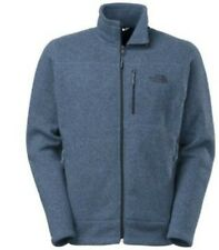 The North Face Gordon Lyon's Full Zip Fleece (XL) Conquer Blue Heather NF110 (2)