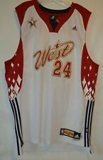f376ac42397 Adidas 2007 Kobe Bryant Los Angeles Lakers NBA All Star Game Jersey XL+2