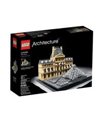 Lego 21024 Architecture Louvre Brand New In Box Auseller