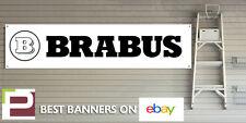BRABUS Workshop Garage Banner, Mercedes, AMG
