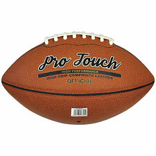 Midwest Pro Touch PU Surface NFL American Football Official Game Ball rrp£18