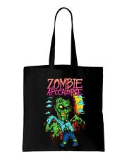 Zombie Apocalypse Tote Shoulder Shopping Bag - Zombies Halloween Horror Movie