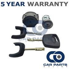Blocchetto Accensione Kit Riparazione Serratura e 3 Chiavi per Ford Fiesta