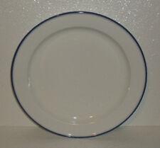 "Dansk Dinner Plate EPOCH BLUE Vtg Norway Designs 10.25"""