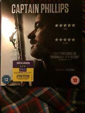 Captain Phillips [Blu-ray] [2013] [Region Free] - DVD