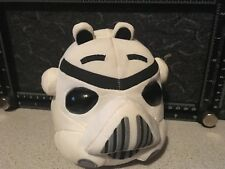 Star Wars Angry Birds Plush 5 Inch STORM TROOPER PIG w/o tag