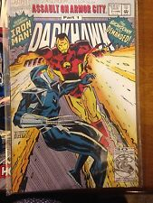 Marvel Comics Darkhawk Issues 2-5, 7-20, 22,31 32, 36 and 37 - Annual Assault