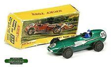 1960's Dinky / Nicky Toys 239 VANWALL F1 RACING CAR NMIB - Dinky Baseplate !