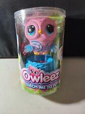 Owleez, Teach Me to Fly, sealed, New