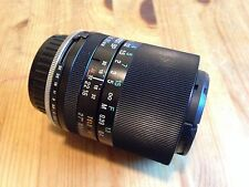Tamron 52B SP 90mm f/2.5 Adaptall Lens w/ Pentax PK Mount