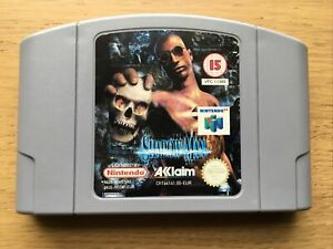 Shadow Man Nintendo N64 Game PAL Cart Only VGC