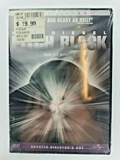 Pitch Black (Dvd, 2000, Widescreen, Unrated Director's Cut) New