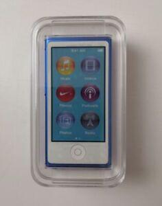 Apple iPod Nano 7th Generation (16GB) Sealed Retail Box -- blue🔥