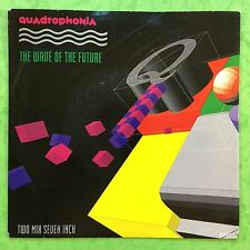 Quadrophonia - The Wave Of The Future - ARS 656993-7 Ex Condition