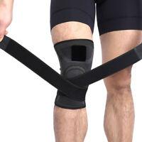 Support réglables de genou compression courroie d'accolade protecteur du sport