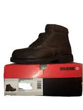 Wolverine Internal metatarsal Cannonsburg Steel Toe Work Boots W04451 10 Ew