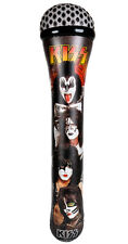 KISS INFLATABLE BLOW-UP MICROPHONE, official KISS catalog item