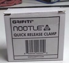 Grifiti Nootle Quick Release Clamp with 1/4 20 Threaded Head