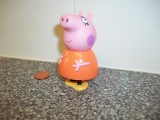 Peppa Pig Mummy Pig Figure, See Whole Set Listed & Combine Postage, Stand