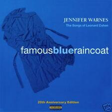 CISCO 3-LPs 7060-45: Jennifer Warnes - Famous Blue Raincoat - OOP USA LTD ED. SS