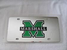 Virginia Tech Hokies Marshall Mirrored vanity License plate tag NCAA