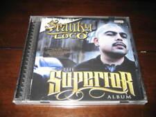 Chicano Rap CD Spanky Loco - the Superior Album - STOMPER Lucky Dogg D-Boy
