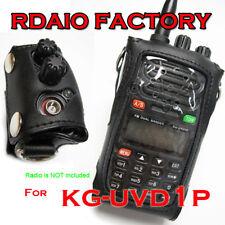 WOUXUN Original leather Case KG-UVD1 KG-801 KG-UVD1P
