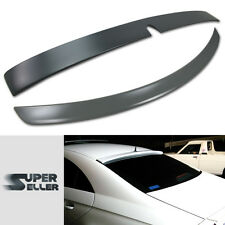 COMBO MERCEDES BENZ W219 L ROOF & A TYPE REAR TRUNK BOOT SPOILER WING 04-06