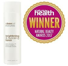 Abeeco Brightening and Hydrating Toner 200ml - Award Winning!