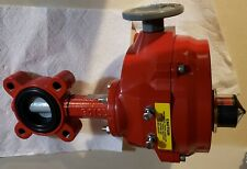 """Bray 70-0060 Modulating Electric Actuator w/2"""" Butterfly Valve - New Surplus"""