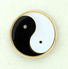 TAI CHI YIN YANG, Male & Female, Day & Night PIN