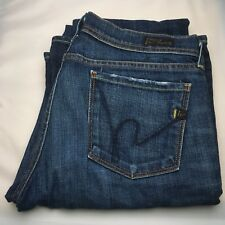 Citizens of Humanity Ingrid 002 Stretch, Low-waist flair by Jerome Dahan sz 28