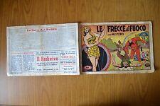 FUMETTO ALBO GIGANTE VICTORY N. 36 20 11 1948 con MISTERO COMPLETO LIRE 35