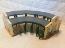 Thomas The Tank Engine & Friends Wooden Railway Tidmouth Sheds Train Roundhouse