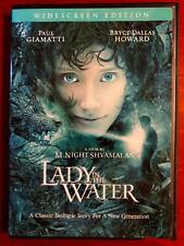 Lady in the Water (DVD, Widescreen, 2006) - F0317