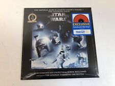 """Star Wars The Imperial March (Darth Vader's Theme) 7"""" Exclusive Red Vinyl LP"""