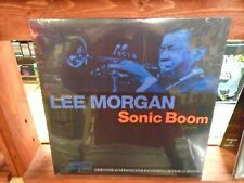 Lee Morgan Sonic Boom LP NEW vinyl [Trumpet Ron Carter Blue Note Hard Bop]