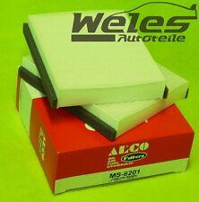 MS-6201 Pollenfilter Innenraumfilter SATZ ALCO ALFA ROMEO 147 156 GT