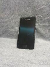 Samsung Galaxy S2 Handy Gehäuse schwarz 2C i9100 mobile phone case housing black