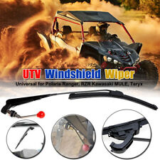 UTV Manual Windshield Wiper For Polaris Ranger RZR Kawasaki MULE Teryx !