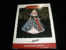 """1995 Vintage Hallmark Christmas Ornament, """"Holiday Barbie #3"""" ~T1017"""