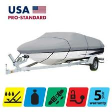 BOAT COVER for CHRIS CRAFT 156 CAPER, 1992, GREY COLOR