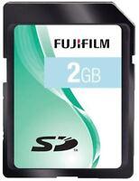 FujiFilm 2GB SD Memory Card for Fuji FinePix A800* Digital Camera