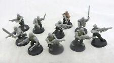 Warhammer 40k  Imperial Guard army lot Catachan Astra Militarum squad troopers