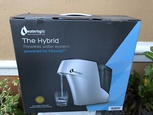 Waterlogic The Hybrid Home UV Water Purifier Powered By Firewall Now Open Box
