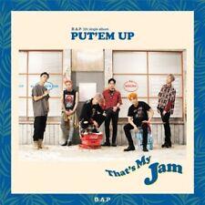 B.A.P [PUT'EM UP] 5th Single Album CD+Photobook+Photocard K-POP SEALED BAP