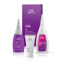 Wella Creatine Curl Perm - Coloured and Sensitized Hair