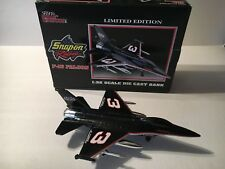 Racing Champions Dale Earnhardt Snap-on F-16 1:32 Scale Die Cast Bank